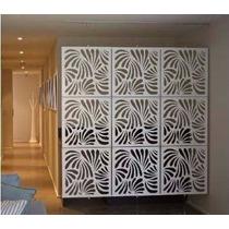 Painel Decor Em Mdf Para Montar Divisória De Ambientes 45 Cm