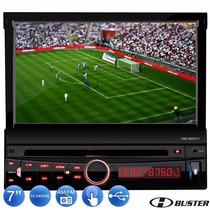 Dvd 9820dtv Retratil Tv Digital Hbuster