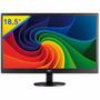 Monitor Aoc Com Tela 18,5 Led Resolução Hd E970swnl