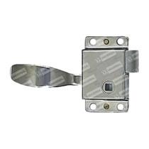Fechadura Da Porta C/alavanca Esq.metal Onibus/cabines/baus