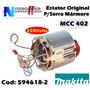 Estator/bobina Original P/serra Mármore Mcc402 220v Makita