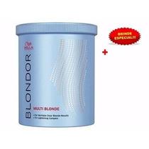 Pó Descolorante Blondor Wella 800grs + Brinde Especial