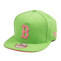 Boné New Era Snapback A-frame Boston Red Sox