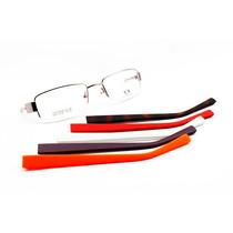 Armação Óculos Barato Troca Hastes P/ Grau - 471076