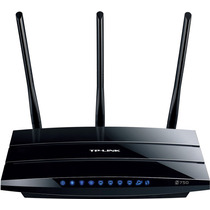 Roteador Wireless Tp Link N750 Mbps Ti-wr4300 Dual Band