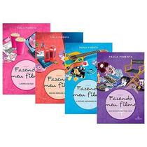 Kit Livros - Fazendo Meu Filme (4 Volumes) - Lacrados