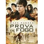 2 Dvds Maze Runner - 1 E 2 Originais