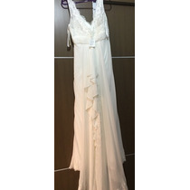 Lindo Vestido De Noiva Comprador No Eua Novo