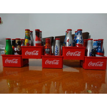 Mini Garrafinhas Da Coca Cola Copa 2014