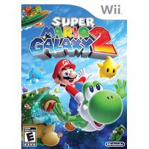 Super Mario Galaxy 2 Wii Nintendo Novo Lacrado E-sedex