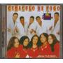 Cd Grupo Shalom - Cenáculo De Fogo [bônus Playback]