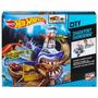 Pista Hot Wheels - Ataque Do Tubarão Color Change - Mattel