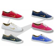 Tênis Sapatenis Sapatilha Feminino Nike Lançamento
