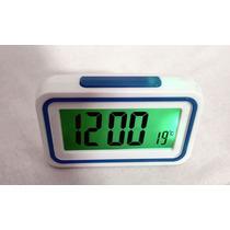 Relógio Para Deficiente Visual Idosos Fala Hora Em Português