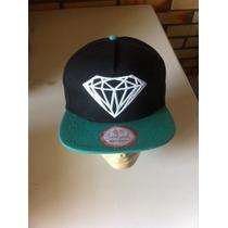 Snapback Diamond Obey - Pronta Entrega
