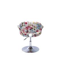 Cadeira Tulipa (pierre Paulin) Base Disco - Floral
