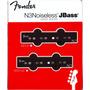 Fender N3 Noiseless Jazz Bass Set - Made In Usa
