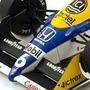 Miniatura Williams Fw11b F1 Campeão Nelson Piquet Spark 1/18