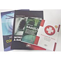 Coleção De Radiologia 4 Livros