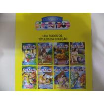 Coleção 8 Livros Clássicos Divertidos , Bambi E Outros .