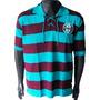 Camisa Vintage Retrô Grêmio 1903 Blusa Cordinha Camiseta