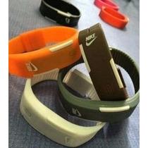 Pulseira Silicone Relógio Led Digital Sport Bracelete