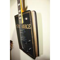 Guitarra Tipo Cigarbox Gospel By Marsan Luthieria