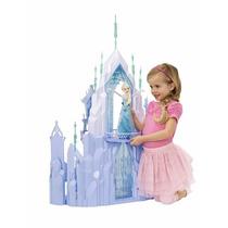 Disney Frozen Castelo De Gelo Da Elsa Frete Grátis