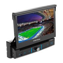 Dvd Player Positron Sp6720 Dtv Retrátil Tv Digital Sd Card