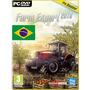 Jogo Pc - Farm Expert 2016 Em Português Sim. Fazenda Dvd-rom