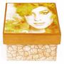 Caixa Decorada Mdf Decoupage Artesanal Amy Winehouse