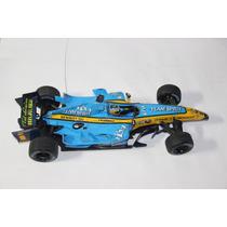 Carro De Formula 1 Pequeno Usado Sem O Controle Remoto