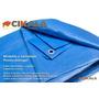Lona 6x7 Impermeavel Telhado Camping Barraca Chuva Promoção