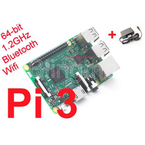 Kit Raspberry Pi3 (pi 3) + Fonte