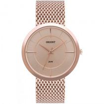 Relógio Orient Frss0006 R1rx Feminino Dourado - Refinado