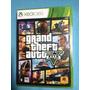 Jogo Grand Theft Auto V - Gta 5 - Xbox 360 - Novo - Lacrado