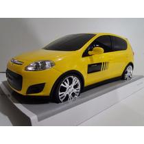 Novo Fiat Palio Amarelo Essence Atractive Sporting Adventure