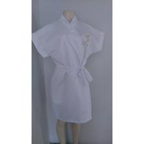 Robes Em Piquet Com Bordado Personalizado