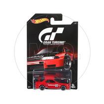 1:64 - Hot Wheels Nissan Skyline Gt-r (r32) - Vermelho