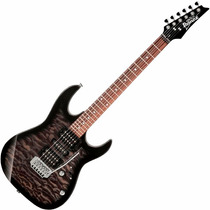 Guitarra Ibanez Grx70qa Tks Transparent Black Sunburst