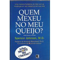 996 Lvr- Livro 2003- Quem Mexeu No Meu Queijo- Spencer Johns