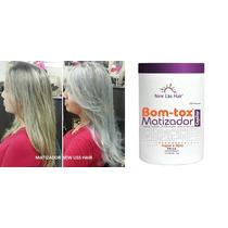 Bo-tox Capilar Platinum Blond Matizador Alisa E Reduz New1kg