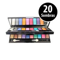 Kit De Sombras Paletas Ruby Rose Glamour Hb-9205