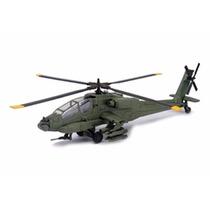 Miniatura Helicóptero Boeing Ids Ah 64 Apache 1:55 New Ray
