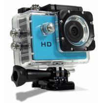 Filmadora Câmera Capacete Esporte Mergulho Sportscam Hd Dv