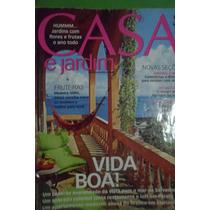 Revista Casa E Jardim Ano 51 Nº 600