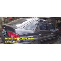 Caixa Direção Hidráulica Na Troca Escort Zetec 1999