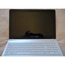 Notebook Sony Vaio Fit Svf152c29x Peças