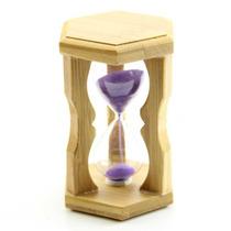 Ampulheta Relógio De Areia Qualidade Garantida