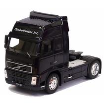 Miniatura Caminhão Volvo Fh 12 Preto
